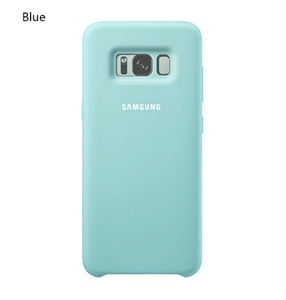 Premium High Quality Soft Silicone Back Case Cover for Samsung Galaxy S8 Plus