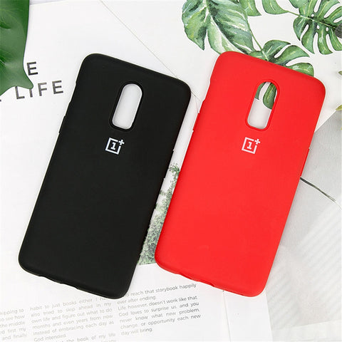 Premium Shockproof Soft Silicone Candy Case Bumper Back Cover for OnePlus 6T