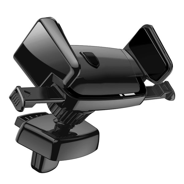 Premium Baseus Robot Phone Holder Air Vent Auto Clip Stand Car Mount for For Apple, Samsung, OnePlus, Honor, Oppo, Vivo, Nokia, Asus, HTC