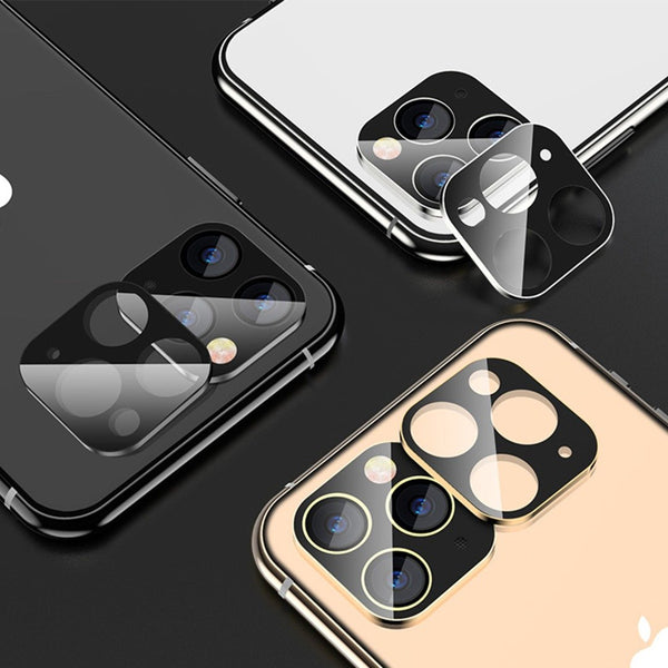 Totu® Camera Lens Protector Tempered Glass for Apple iPhone 11 Series