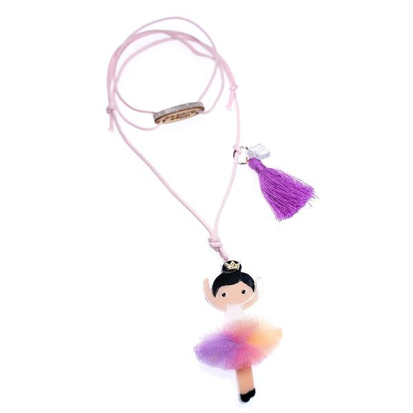 Ballerina Necklaces -  Lilies & Roses NY
