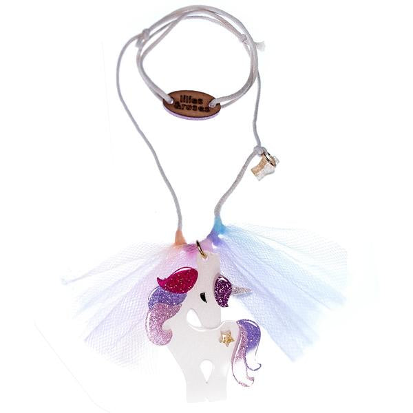 Unicorn Necklaces -  Lilies & Roses NY