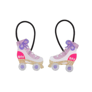 Roller Skate Ponytails -  Lilies & Roses NY