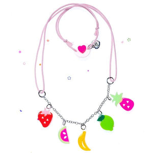 Fruit Punch Necklace -  Lilies & Roses NY