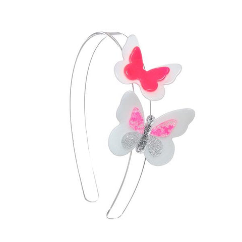 Double Butterfly Headband - Sale Colors