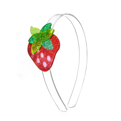 Strawberry Headbands -  Lilies & Roses NY