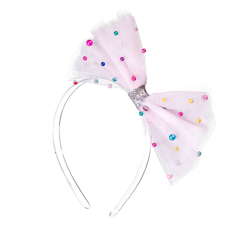 Bow Tulle headband