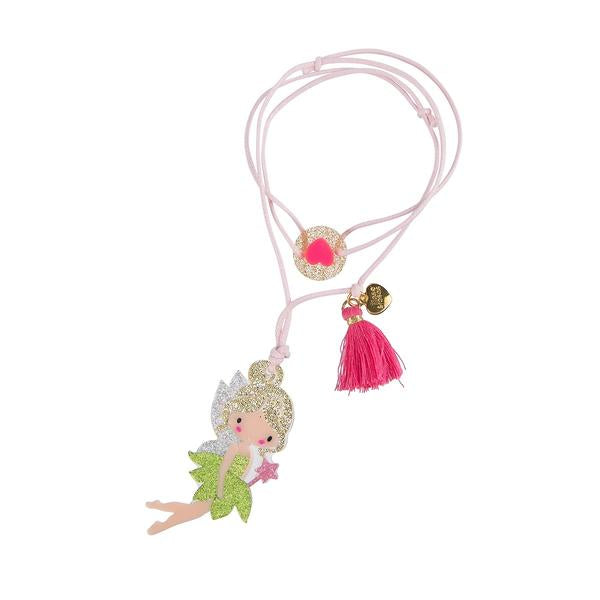 Fairy Necklaces -  Lilies & Roses NY