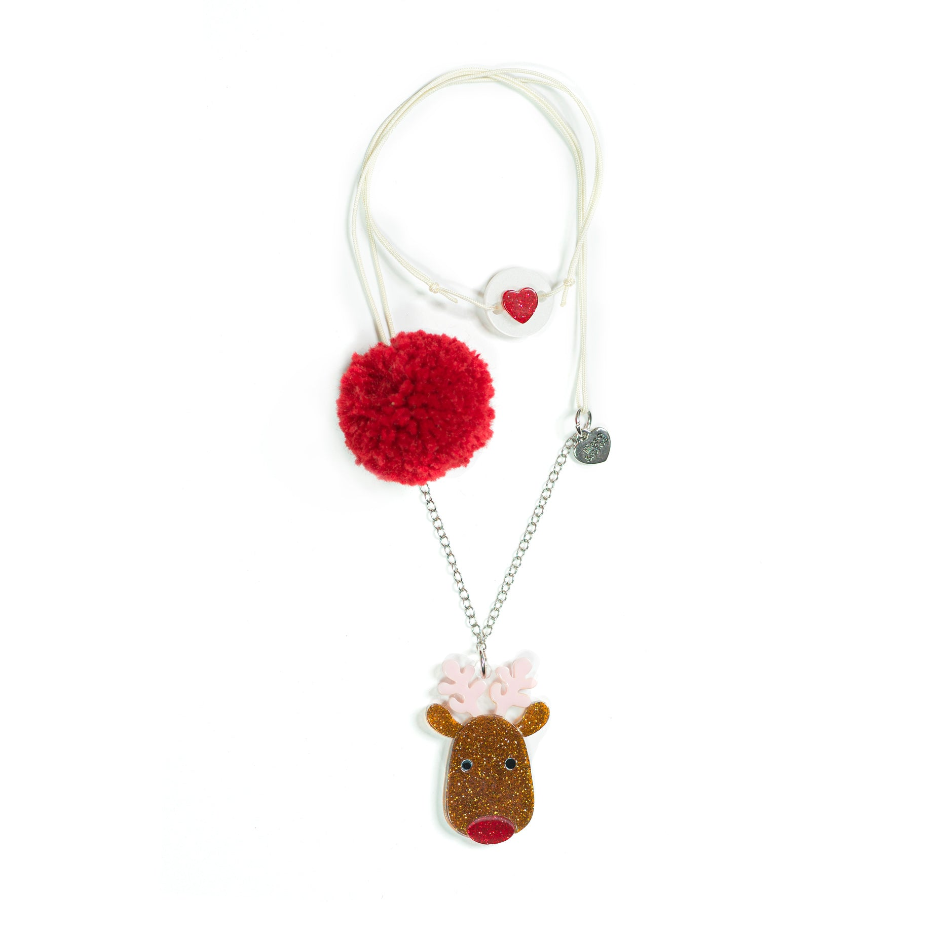 Santa's Reindeer Necklace