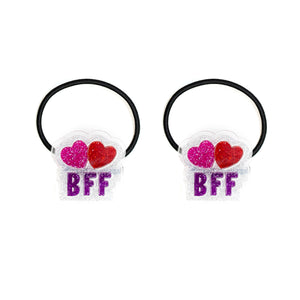 BFF Ponytail -  Lilies & Roses NY