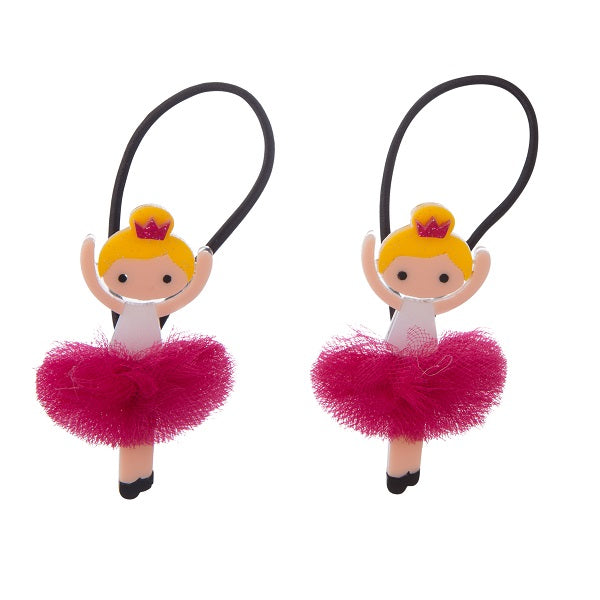 Ballerina Ponytails -  Lilies & Roses NY