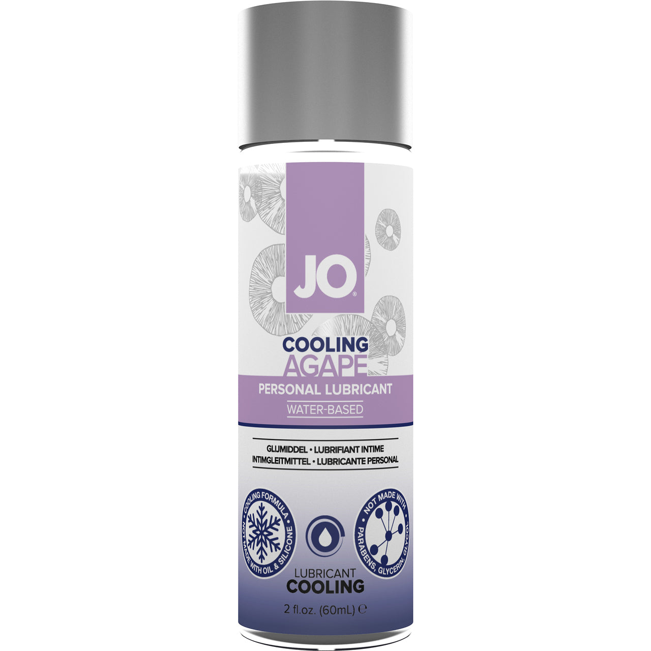 JO Agape Water Based Cooling Lubricant 2oz