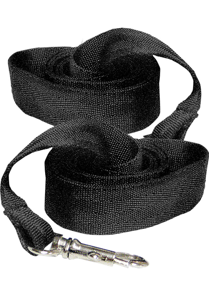 Sportsheets Adjustable Tethers Straps 48in By Sportsheets - Black