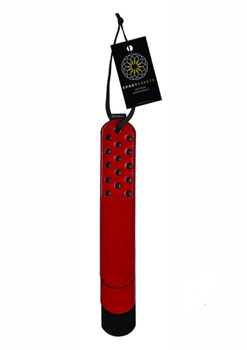 Saffron Layer Paddle - Black/Red