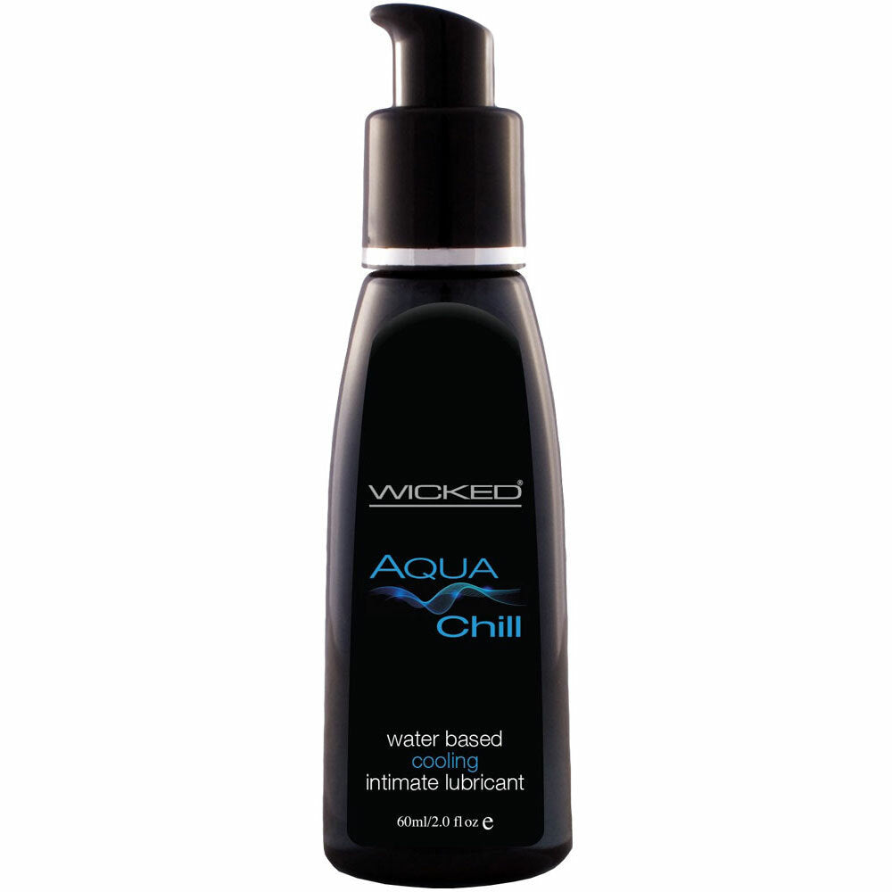 Wicked Aqua Chill Water Based Cooling Lubricant 2oz