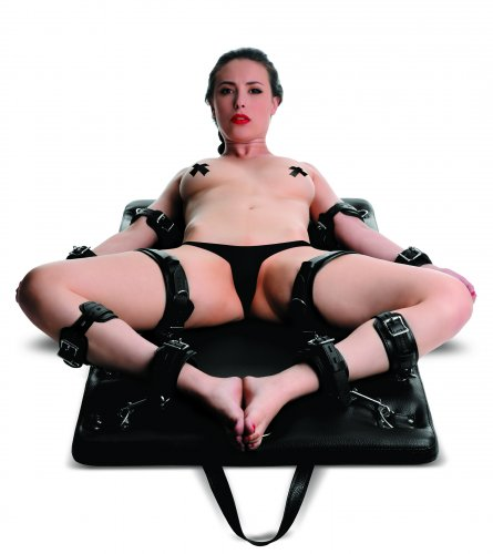 Strict Bondage Board - Black