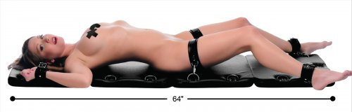 Strict XL Bondage Board - Black