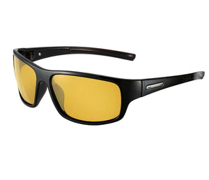 Yellow Tint Polarized Sunglasses