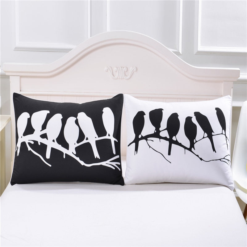 Birds Pillowcase