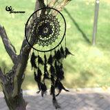 Black Lace Dream Catcher