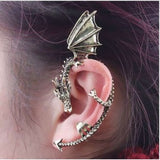 Dragon Ear Cuff Clip Earring
