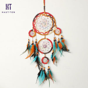 Multi-Color Dream Catcher