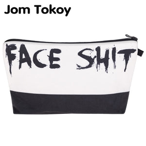 Face SH!T Makeup Bag