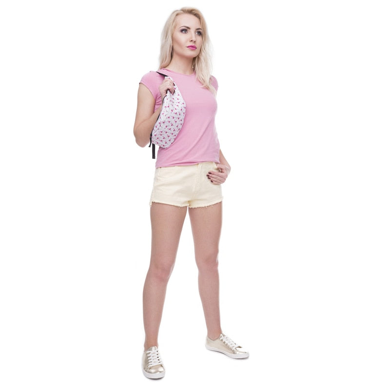 Pink Flamingo Hip Pack