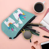 Llama Love Makeup Bag