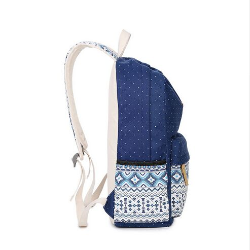 Korean Canvas  Backpack