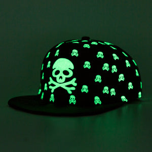 Snapback Glow In The Dark Hats