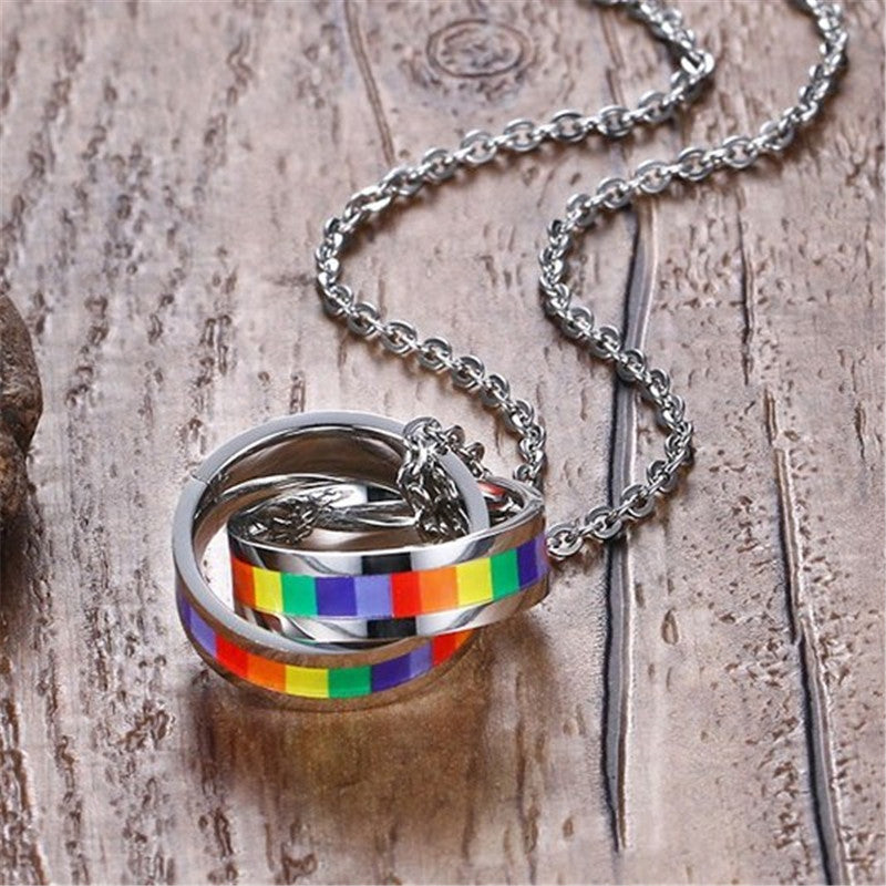Pride Intertwined Necklace