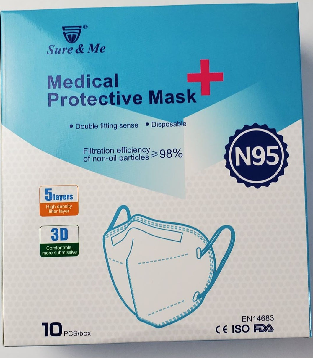 10 Pack N.9.5 Mask (JUST IN)