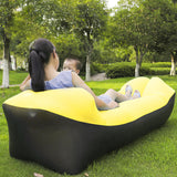 The Lazy Lounger Outdoor Camping Chair