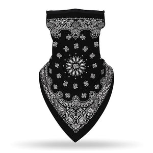 Bandanna Style Face Cover