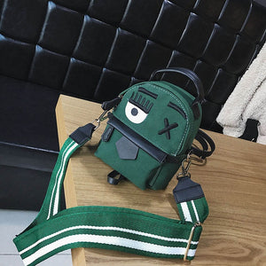 Winking Mini Backpack