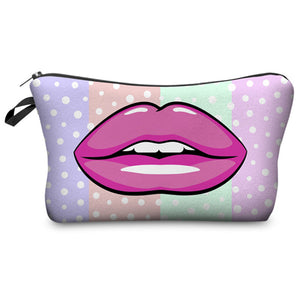 Lips Makeup Bag