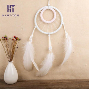 Double Ring Dream Catcher