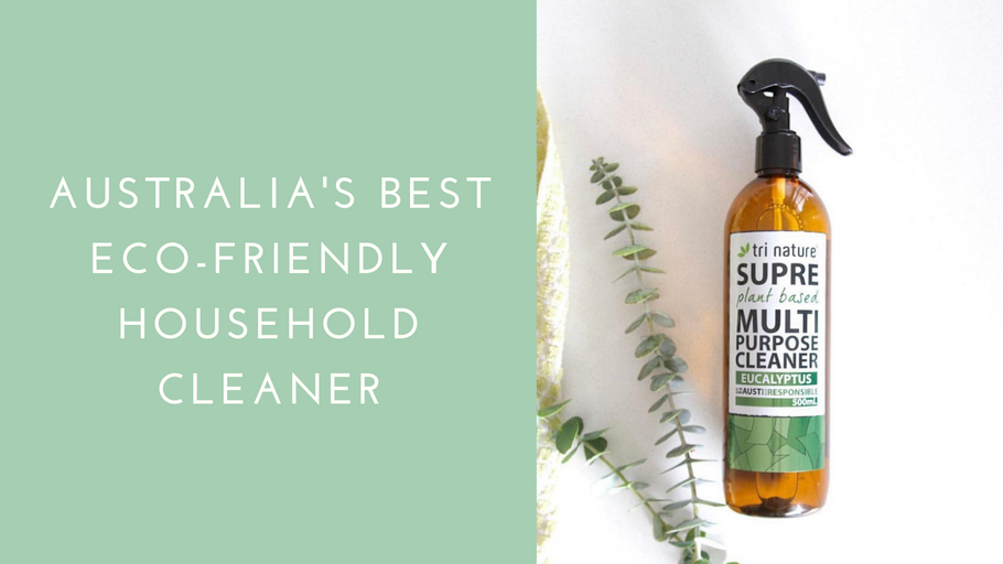 Australia's Best Eco-Friendly Household Cleaner