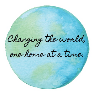 Changing the world, one home at a time.