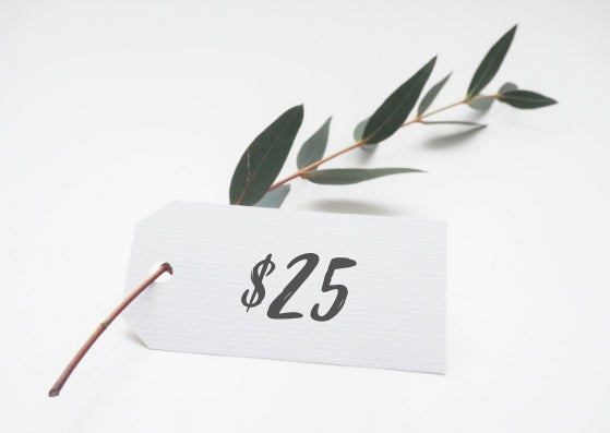 Ecostainable $25 Gift Card