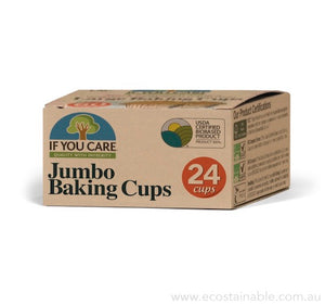 If You Care - Jumbo Baking Cups