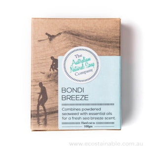 The Australian Natural Soap Company Bondi Breeze Box
