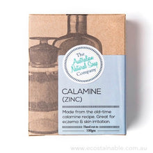The Australian Natural Soap Company Calamine (Zinc) Box