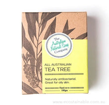 The Australian Natural Soap Company All Australian Tea Tree Box