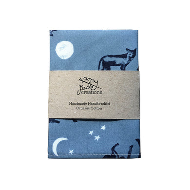Organic Cotton Hanky - Coyote