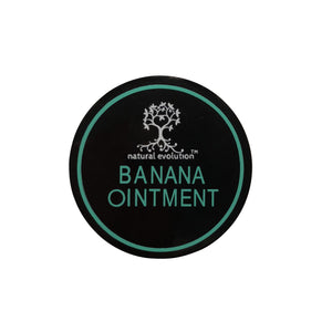 Natural Evolution Banana Ointment - Lid