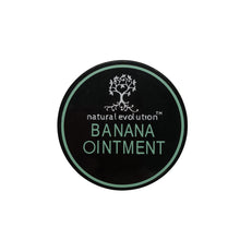 Natural Evolution Banana Ointment 60ml - Lid