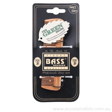 BASS Bamboo Pocket Comb