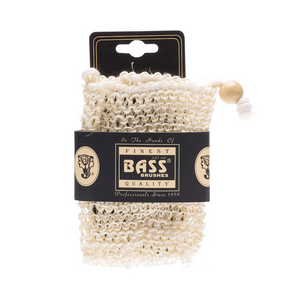 Bass Sisal Soap Pouch